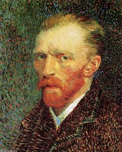 Vincent Van Gogh - Self-Portrait (12)