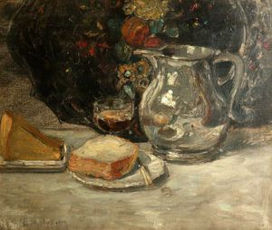 Frederick William Jackson - Bread And Cheese