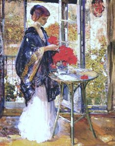 Richard Edward Miller - Morning Sunlight
